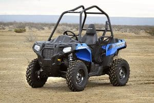 2015 Polaris Ace 570 Test - More Power For The New Year - UTV Sports ...