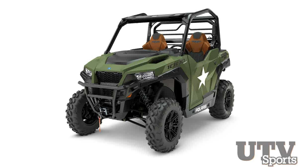 2018 polaris model year lineup