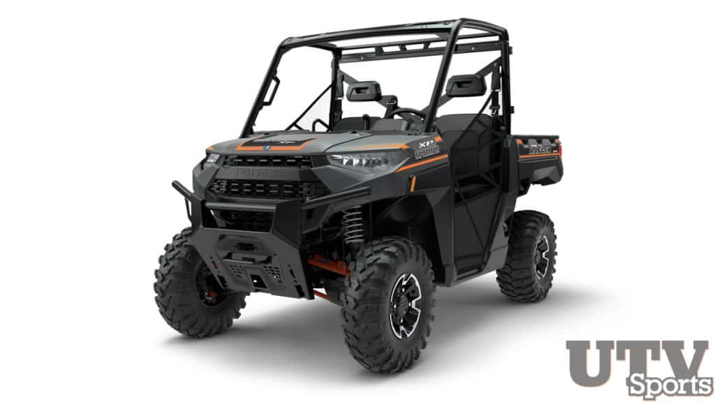 2018 Polaris Model Year Lineup New Tech And New Vehicles Utv