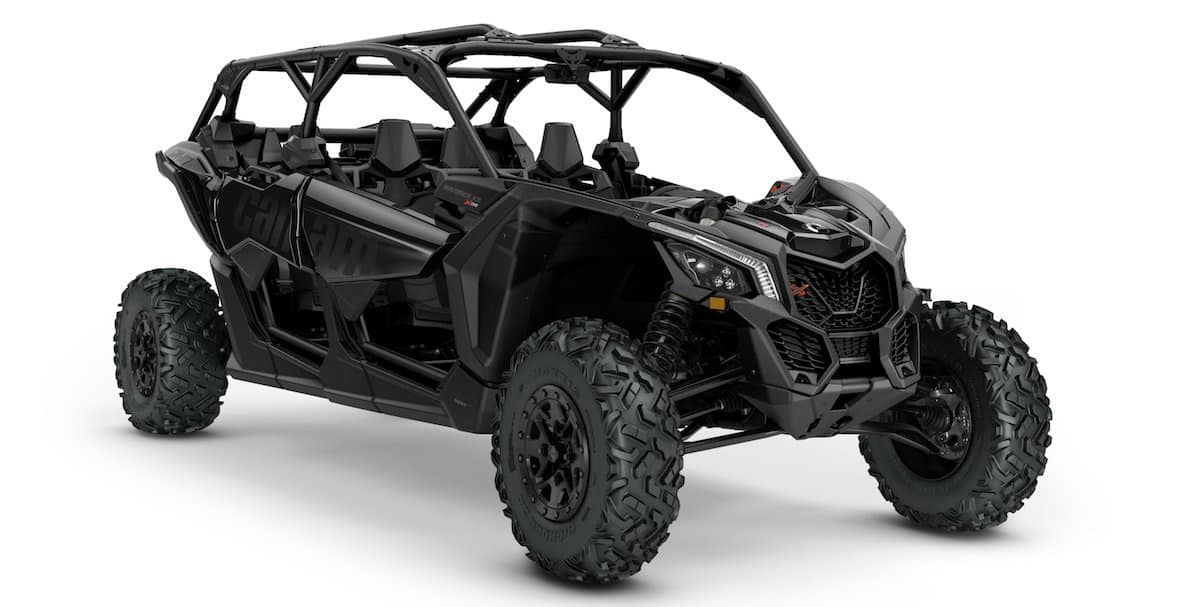 2017 Can Am Maverick 4 Seater >> 2017 Can-Am Maverick X3 MAX X DS takes on the 2017 Polaris RZR XP4 Turbo - UTV Sports Magazine