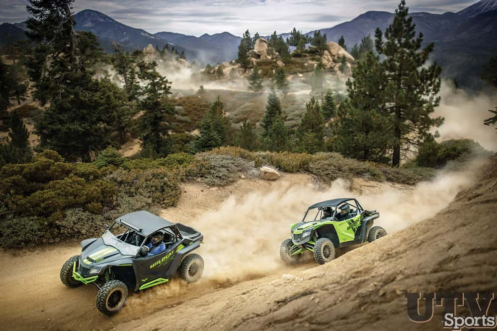 Best Side By Side Utv >> Wildcat XX – Textron Unleashes The New Cat - UTV Sports ...