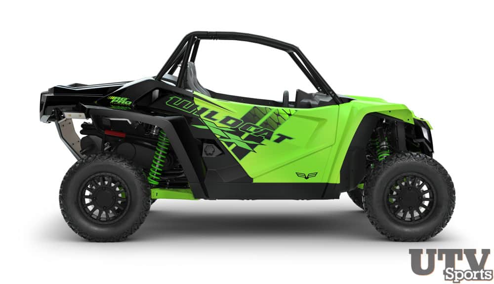 Best Side By Side >> Wildcat Xx Textron Unleashes The New Cat Utv Sports Magazine