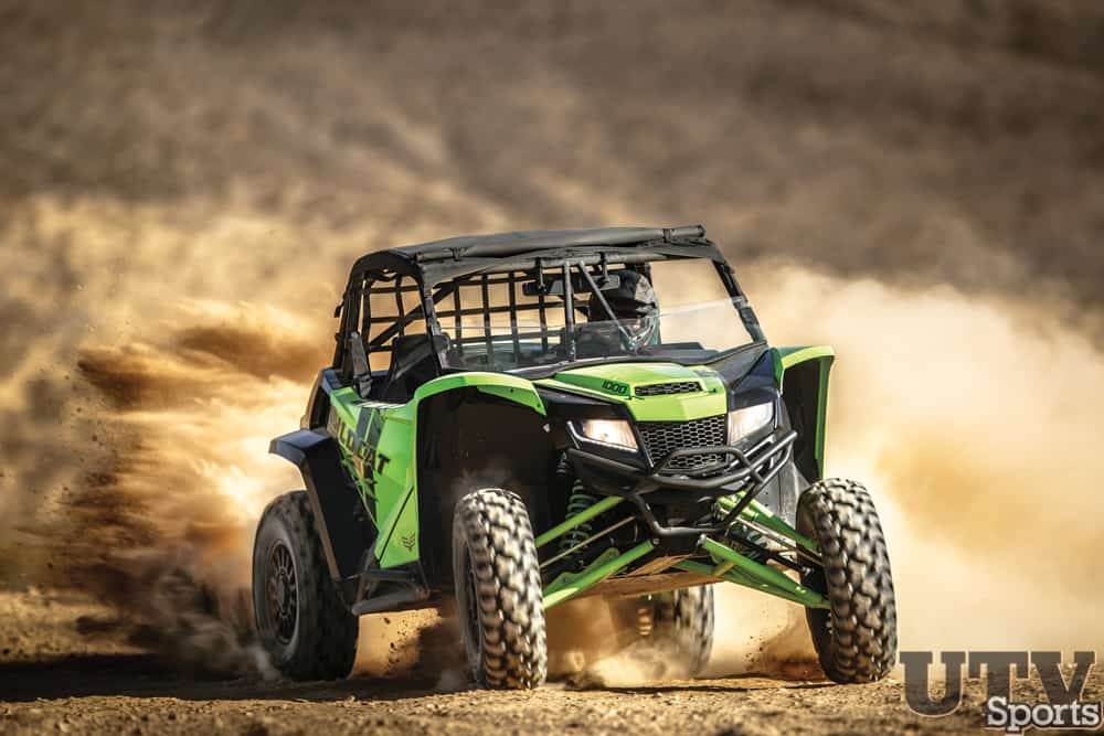 Can Am 2019 >> Wildcat XX – Textron Unleashes The New Cat - UTV Sports Magazine