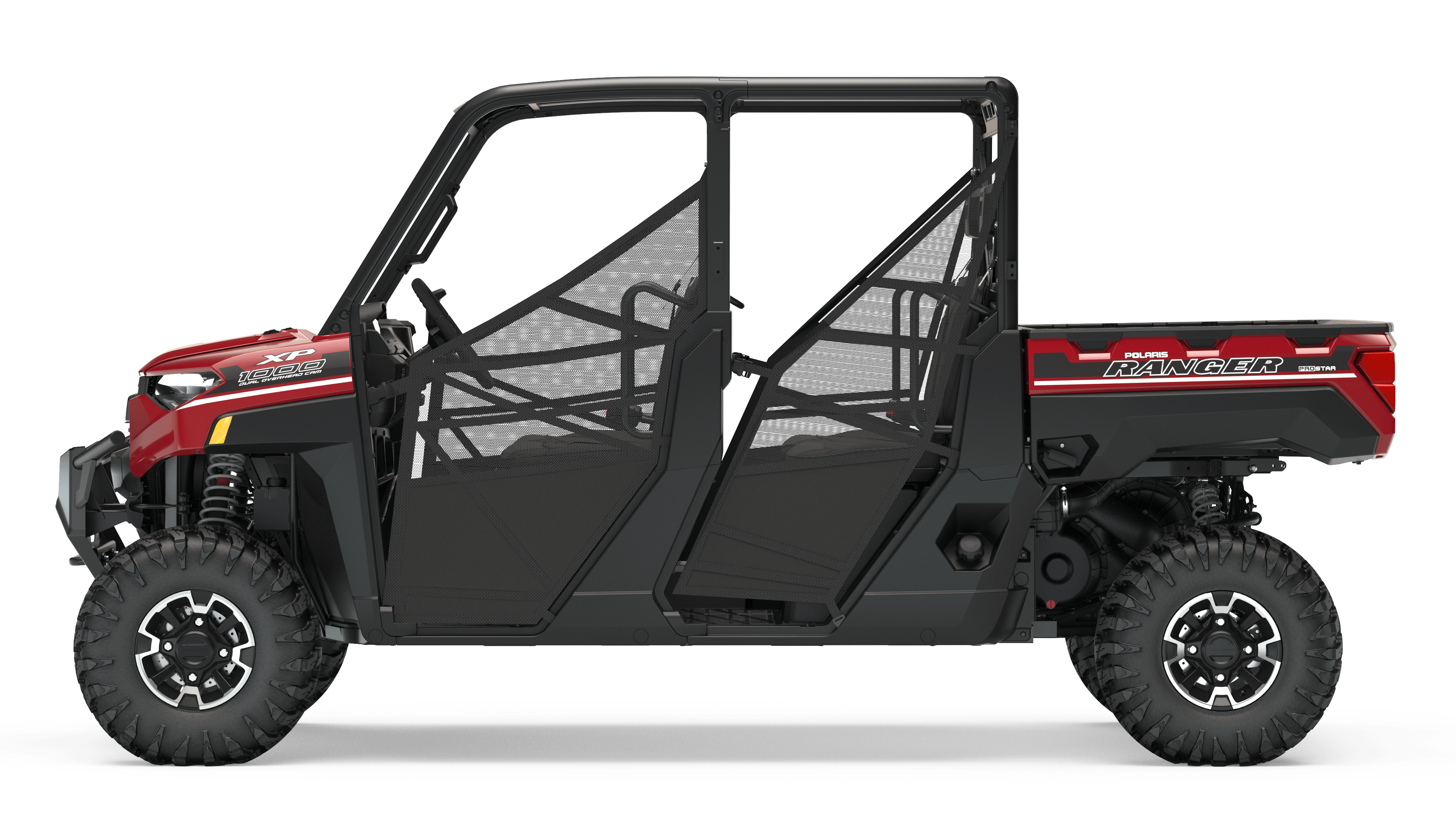 2019 polaris ranger crew xp 1000 first look. Black Bedroom Furniture Sets. Home Design Ideas