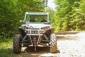 If you're riding the trails at WKE, keep an eye out for the GBC RZR and follow @gbcmotorsports on Instagram for a chance to get some free swag at the event!