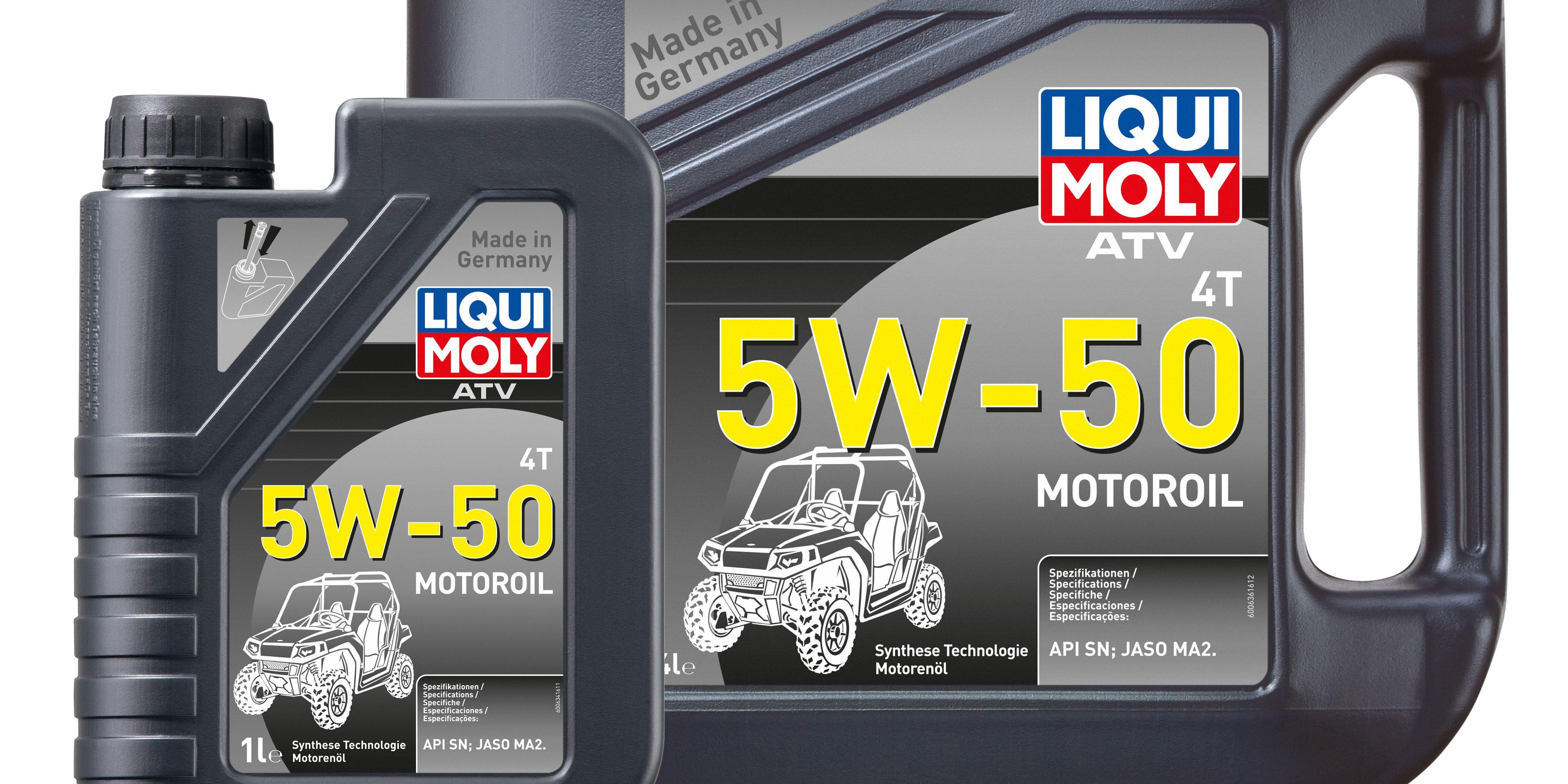 LIQUI MOLY presents its new motor oil for UTVs - UTV Sports