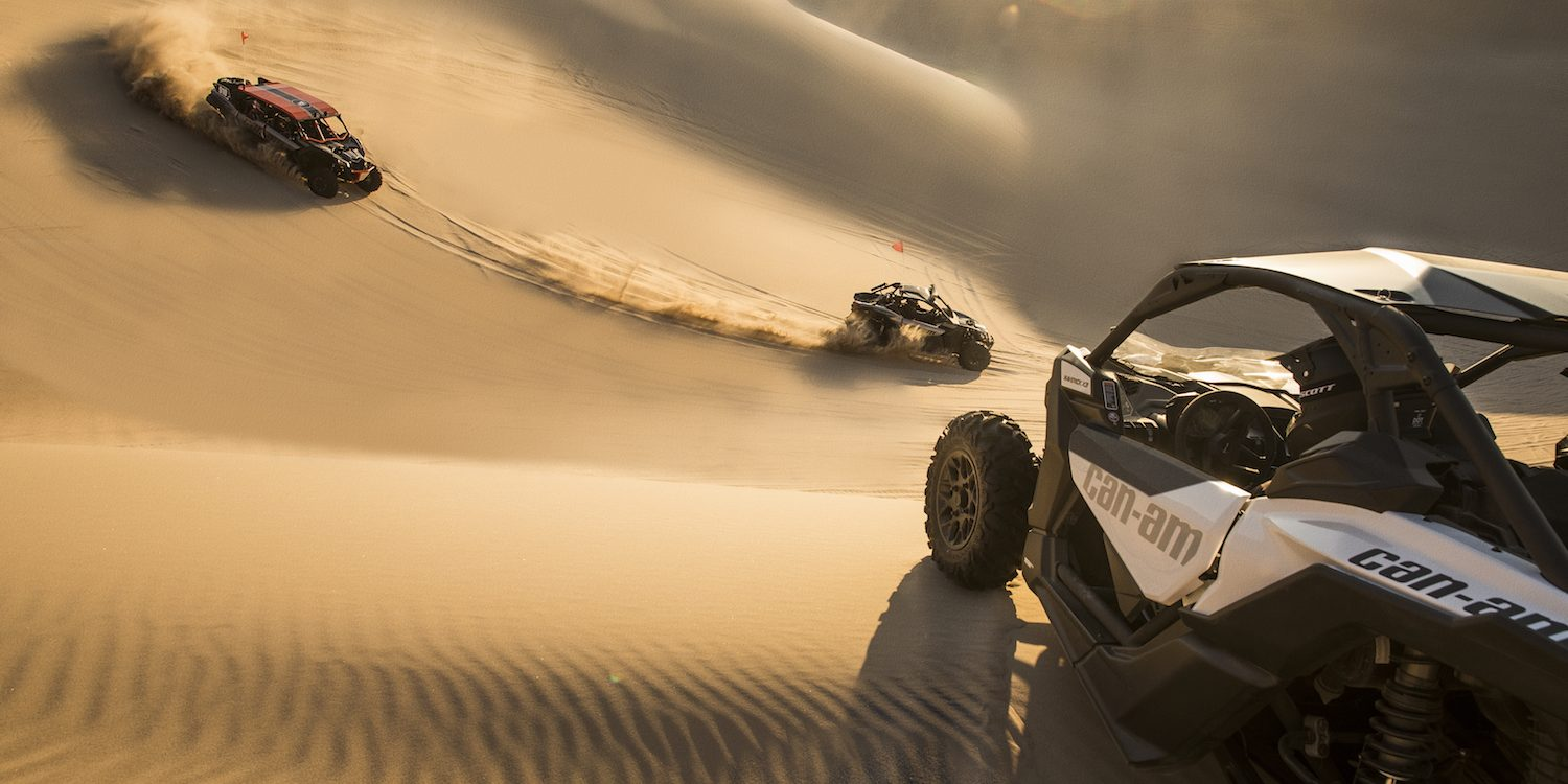 2018 Can-Am Maverick X3 - 172 horsepower! - UTV Sports Magazine