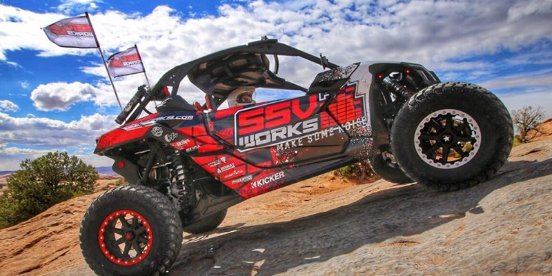SSV Works Introduces a Complete Audio Solution for the Can-Am
