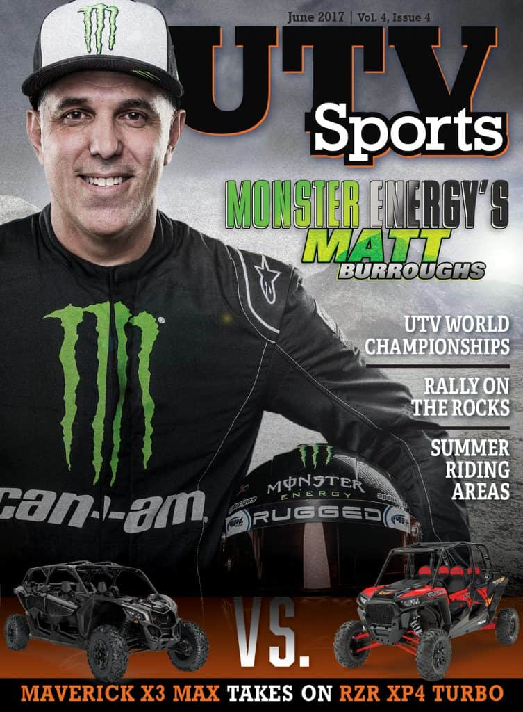 UTV Sports Magazine June 2017 Issue Cover