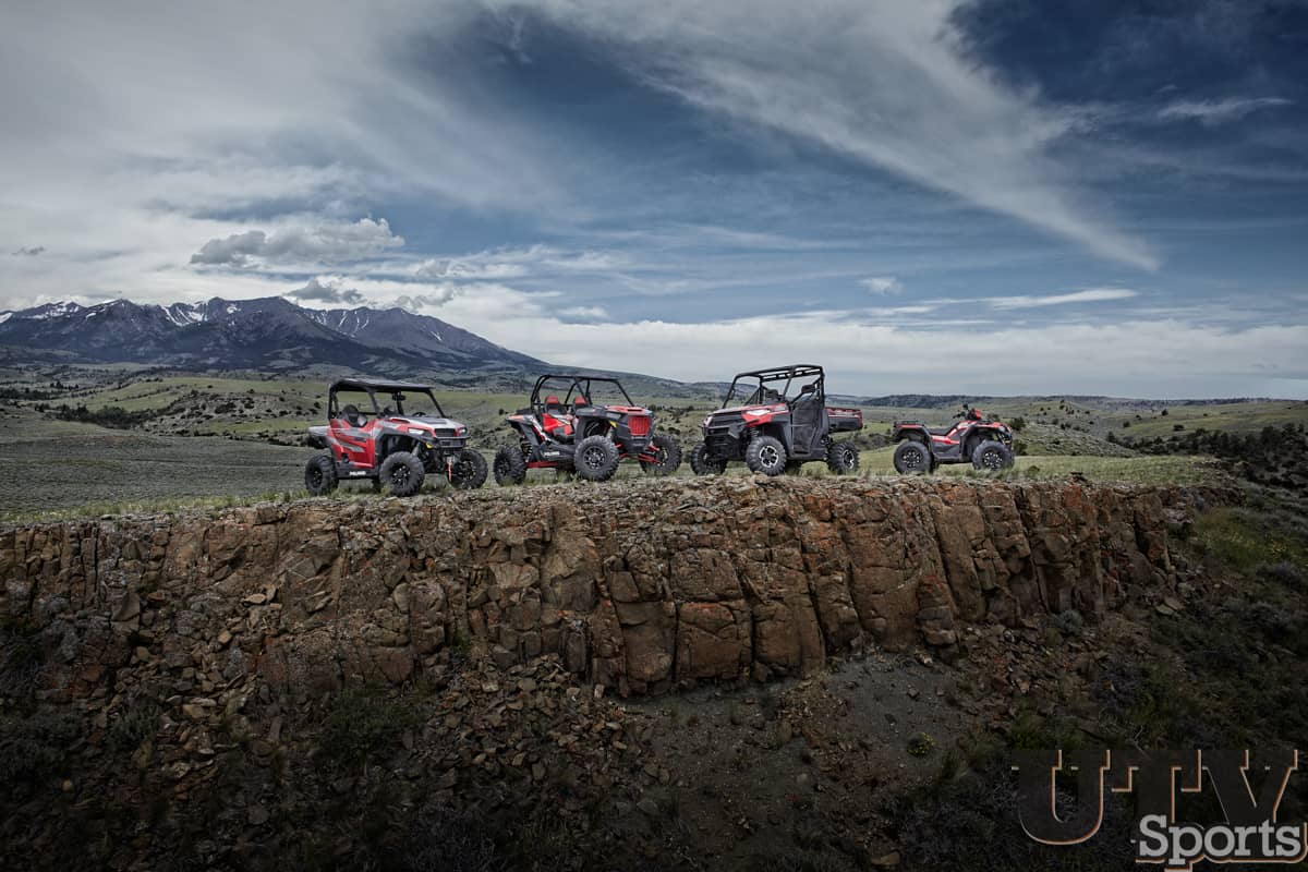2018 Polaris Model Year Lineup New Tech And New Vehicles Utv Sports Magazine