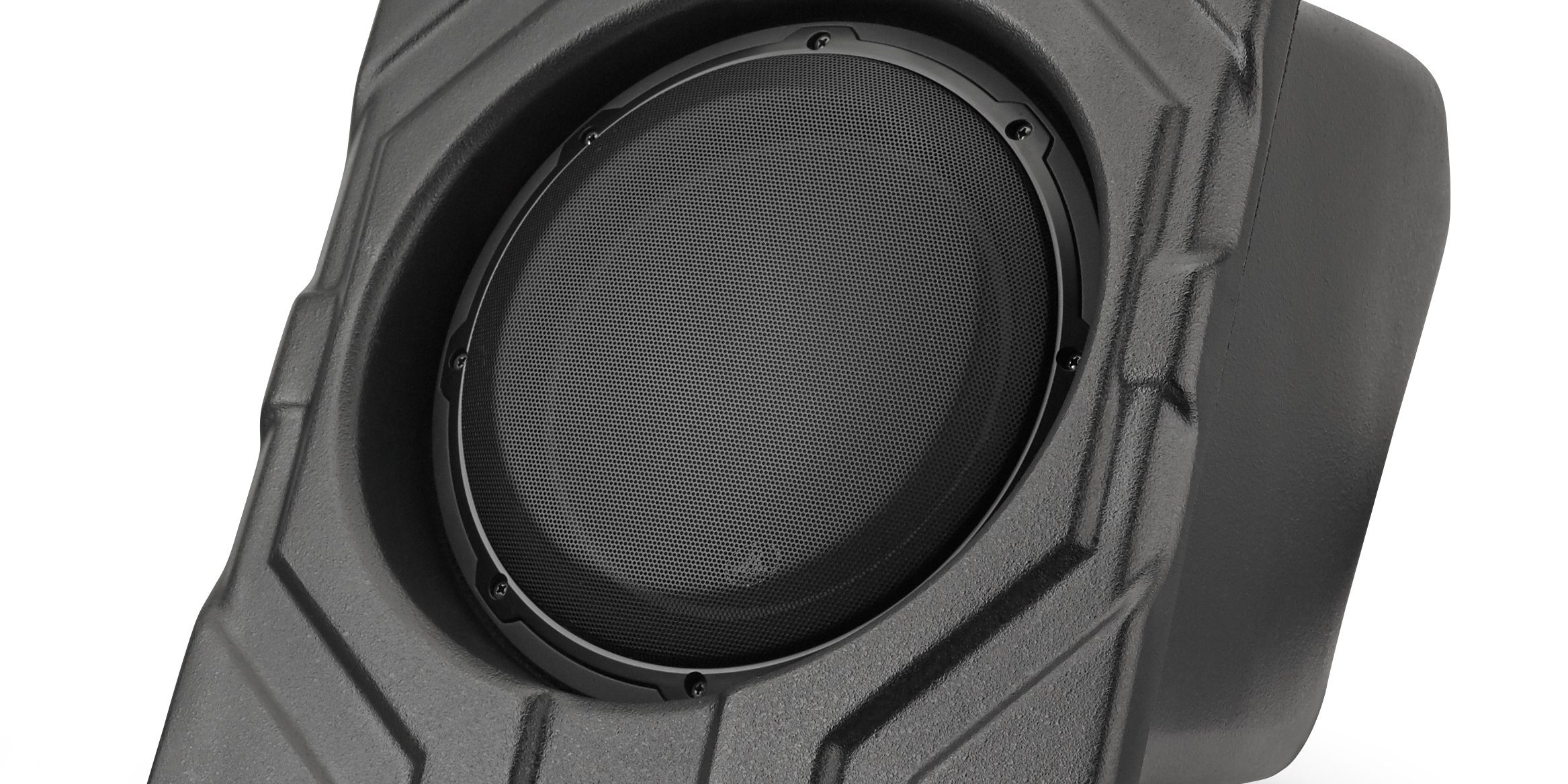 Jl Audio Introduces New Powersports Stealthbox Subwoofer And 8 Inch Miramar