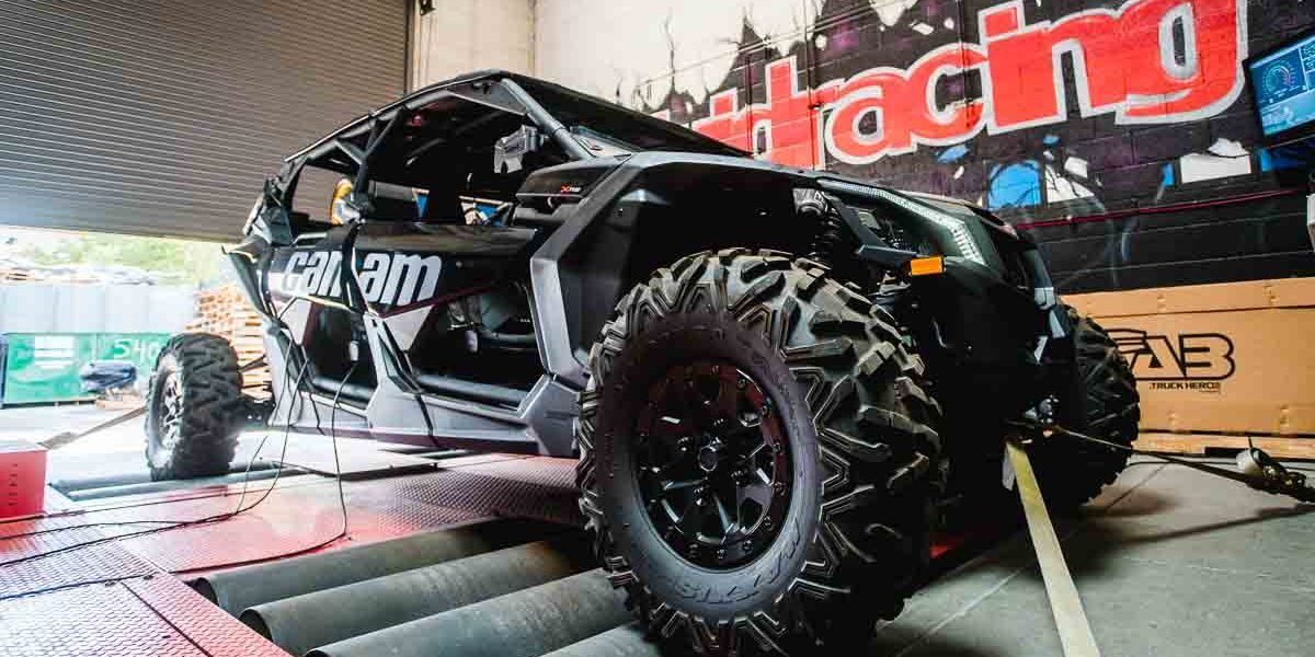 Vivid Racing Draws the Ponies Out of the New 2018 Can-Am X3 Turbo