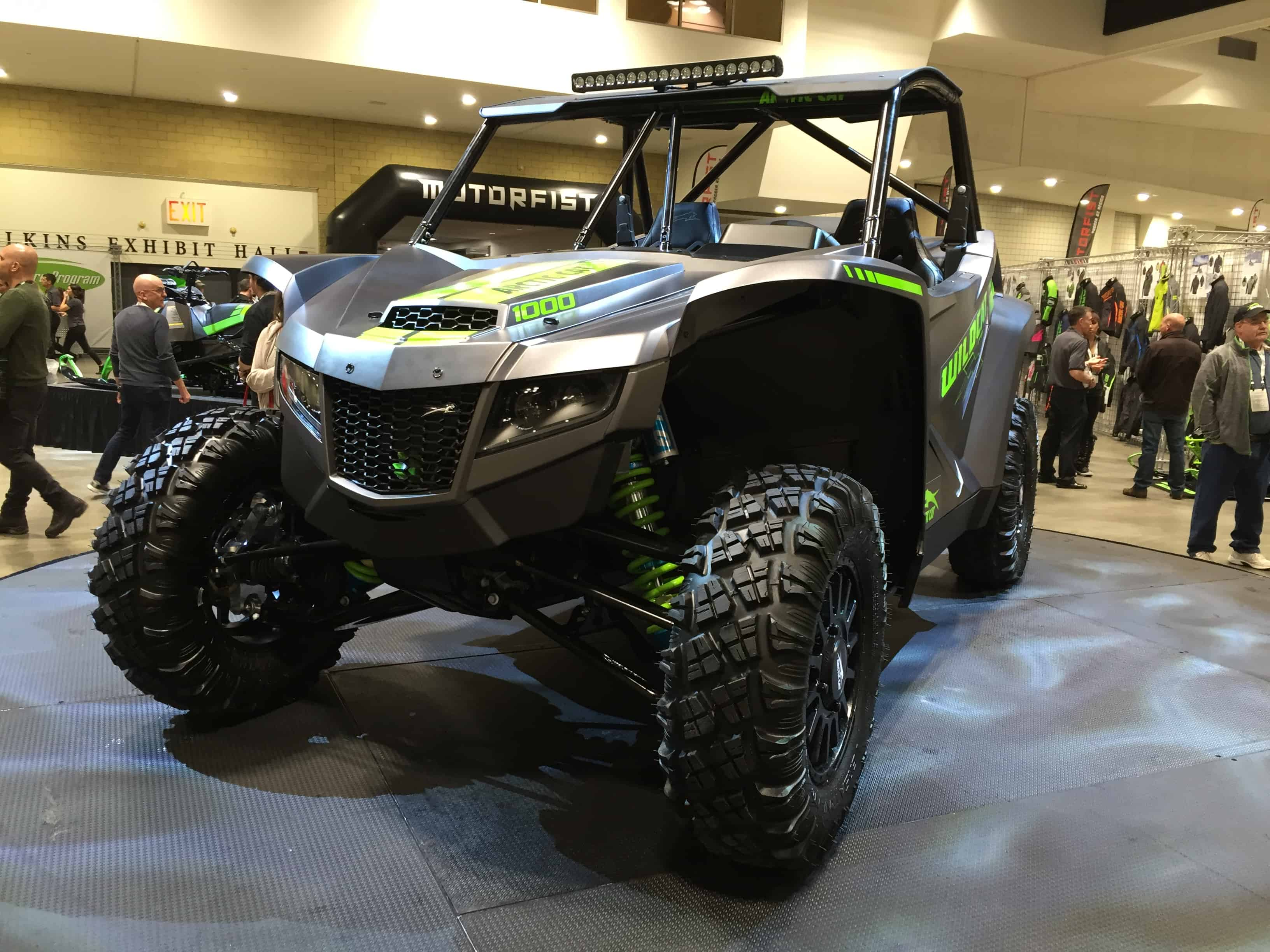 quick look into 2018 with textron offroad