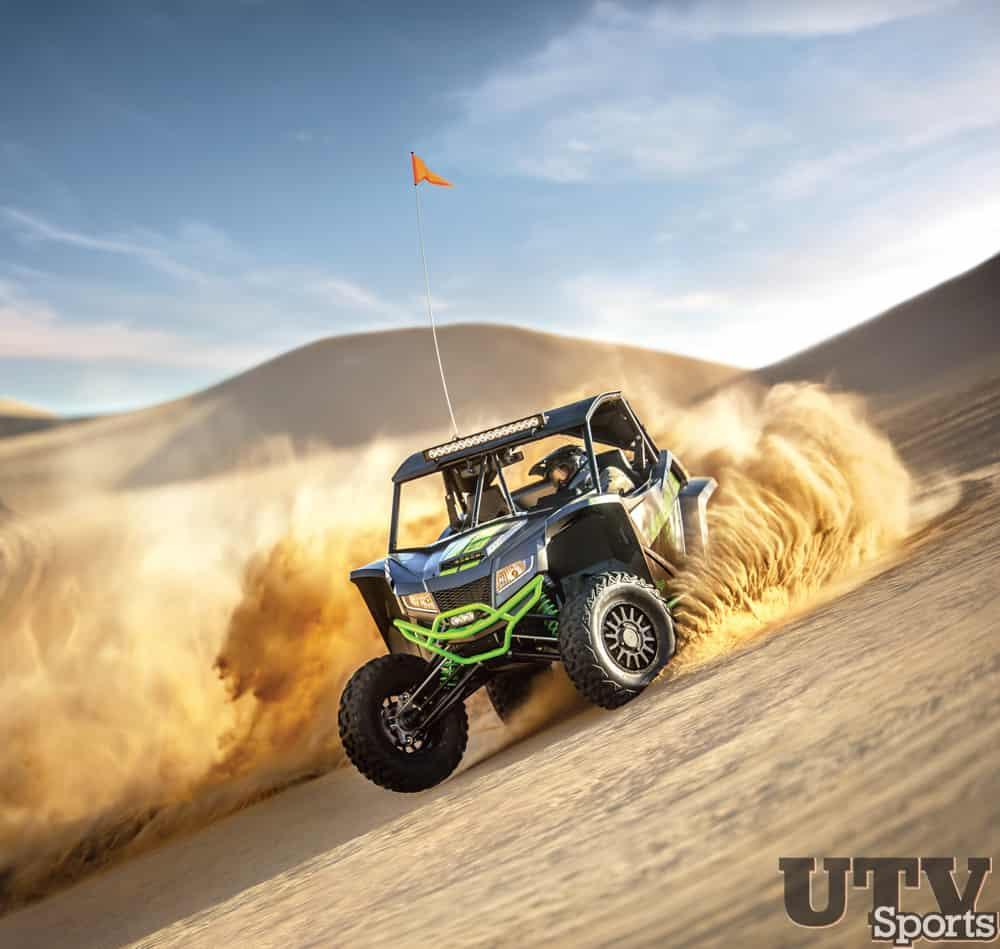 Utv Sports Textron Wildcat Xx Launch Logod