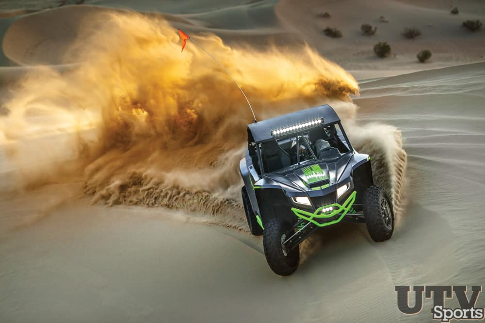 Utv Sports Textron Wildcat Xx Launch Logod
