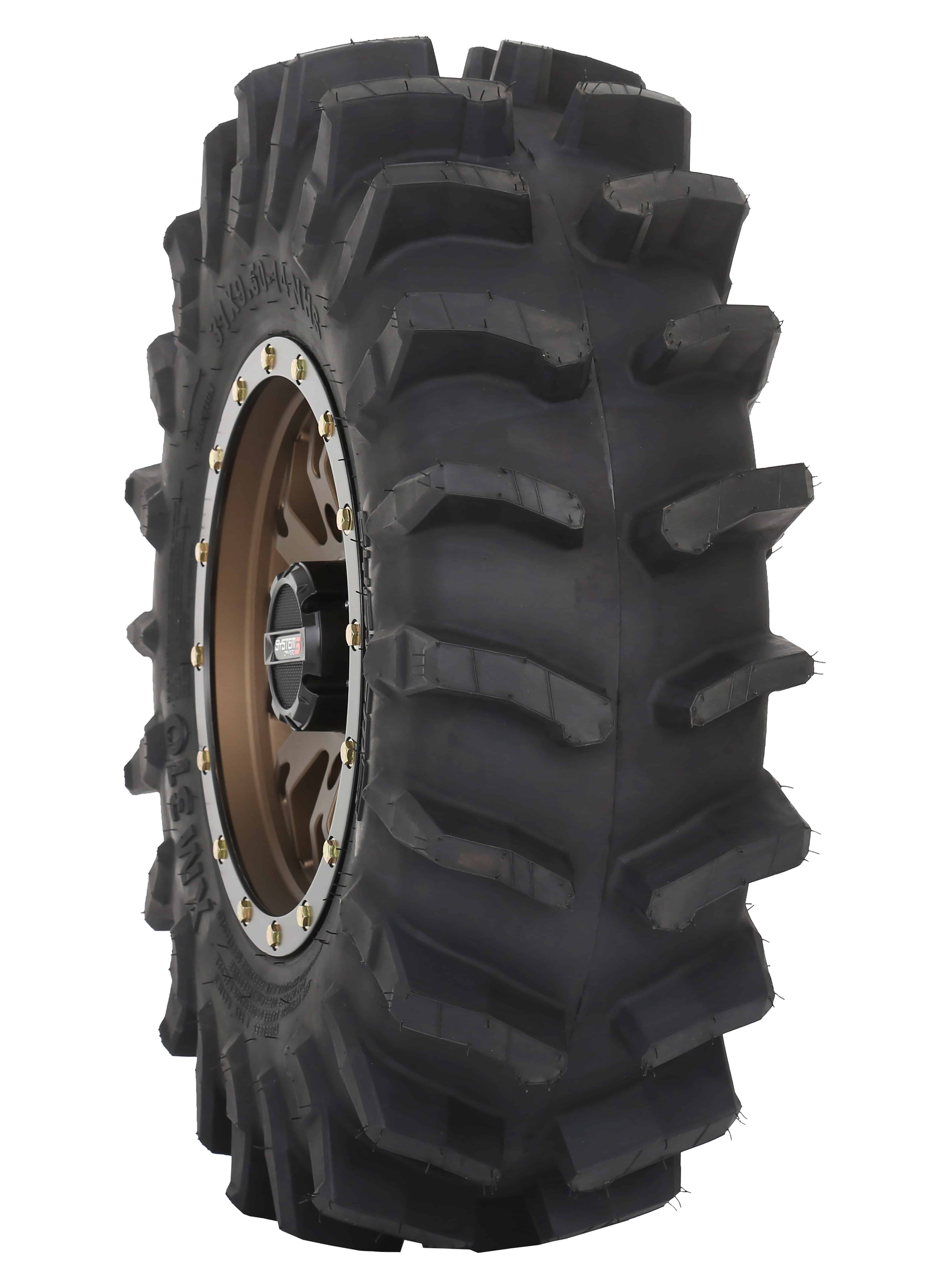 High Performance Tires >> System 3 - All New Tire and Wheel Brand! - UTV Sports Magazine