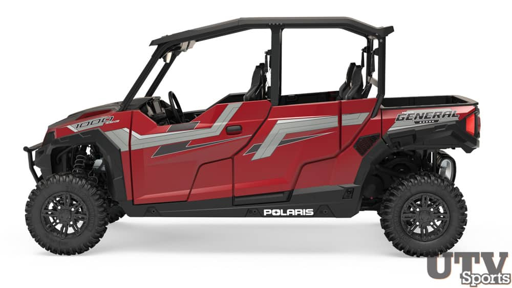 2018 Polaris General 4 Ride Command Edition First Look