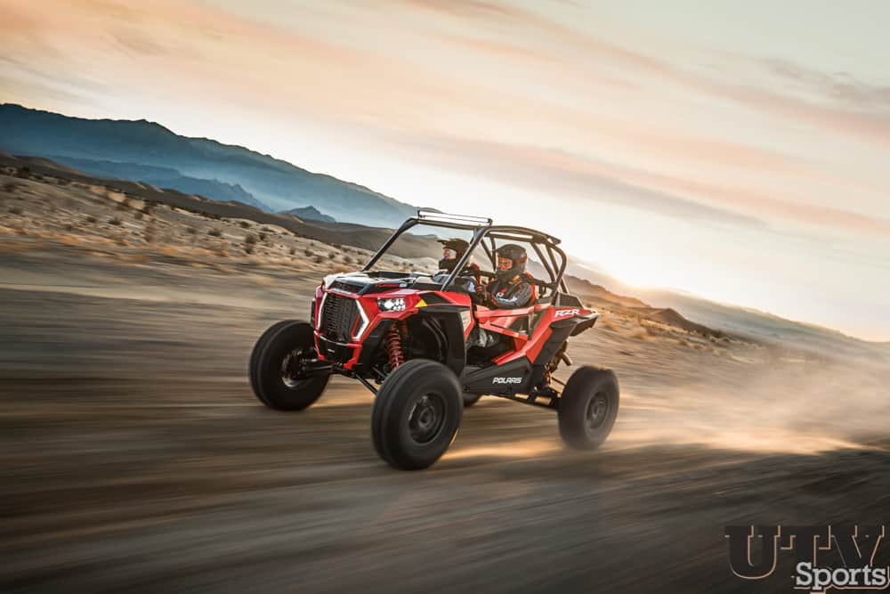 2018 Polaris RZR Turbo S - First Look - UTV Sports Magazine