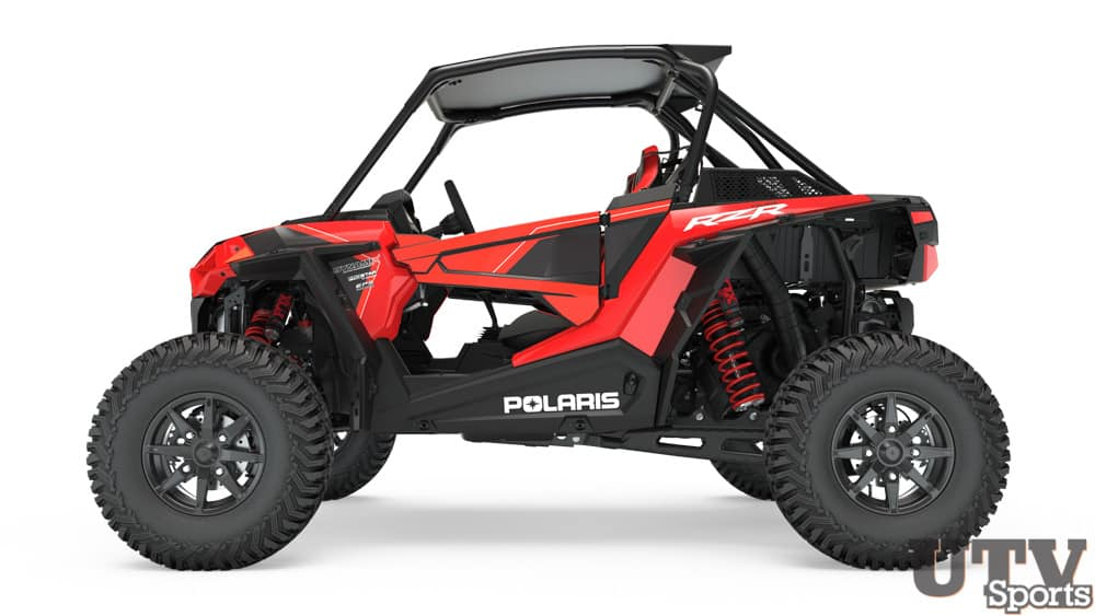 2018 Slingshot >> 2018 Polaris RZR Turbo S - First Look - UTV Sports Magazine