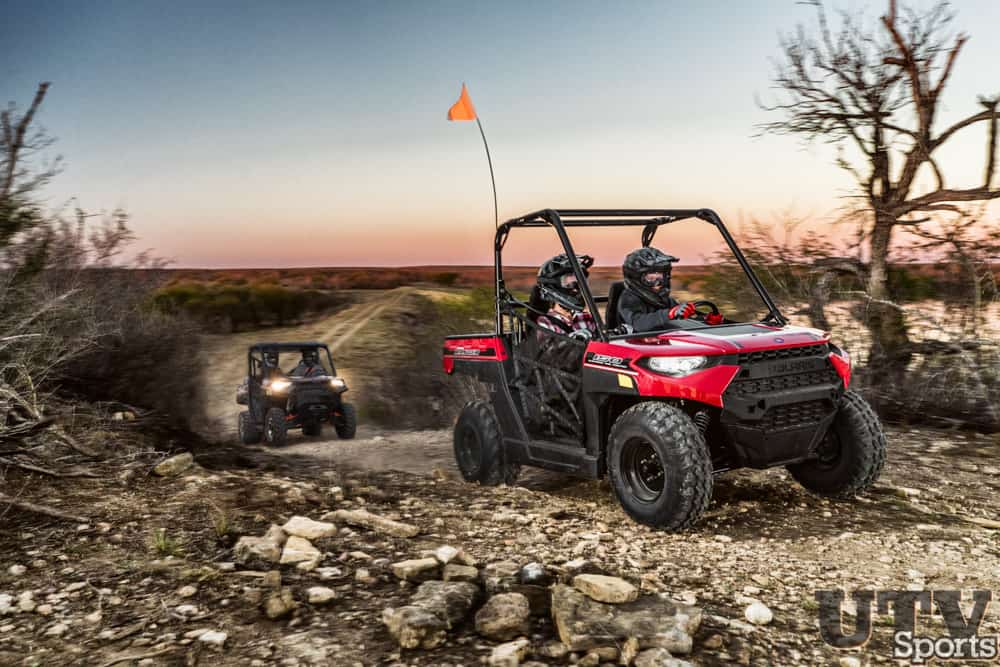 2018 Polaris Ranger 150 First Look Utv Sports Magazine