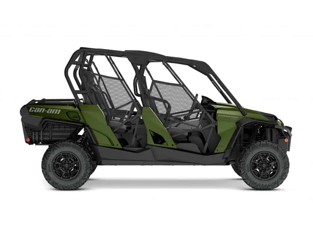 BRP Unveils New 2019 Can-Am SXS Vehicles! - UTV Sports Magazine