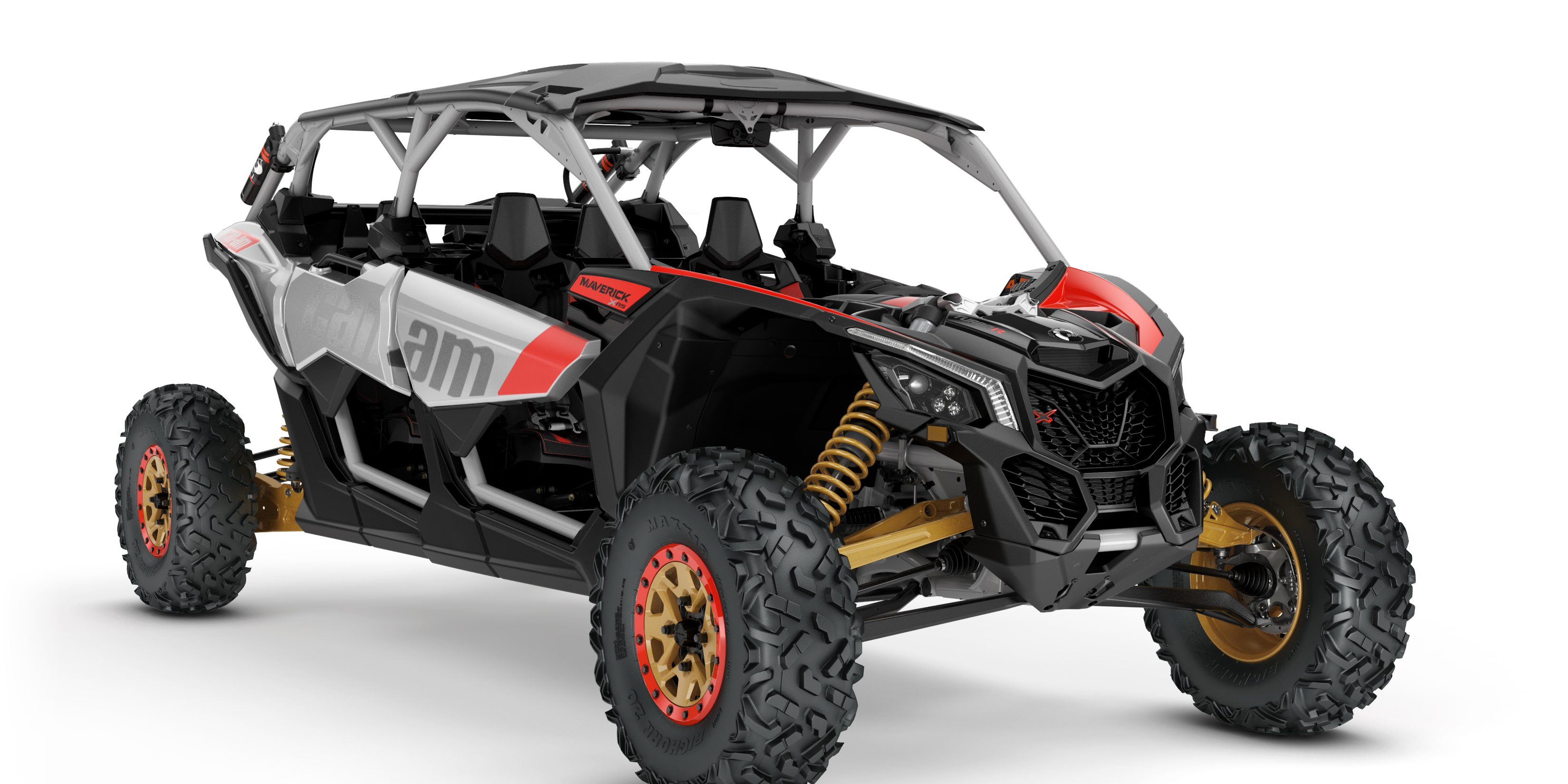 Brp Unveils New 2019 Can Am Sxs Vehicles Utv Sports