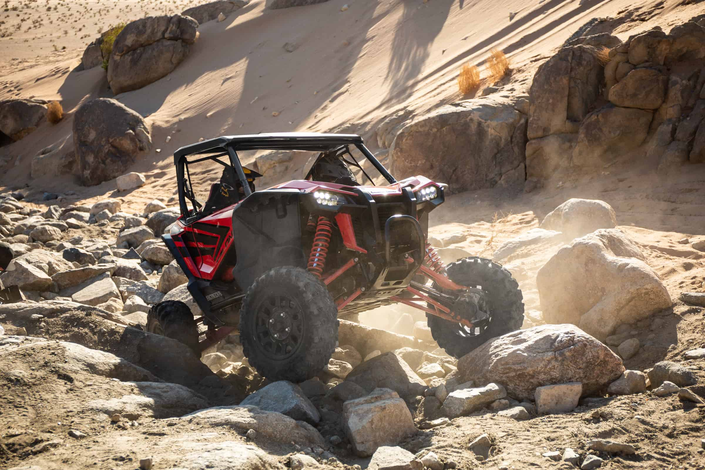 Honda Releases The All New Talon 1000r And 1000x Utv