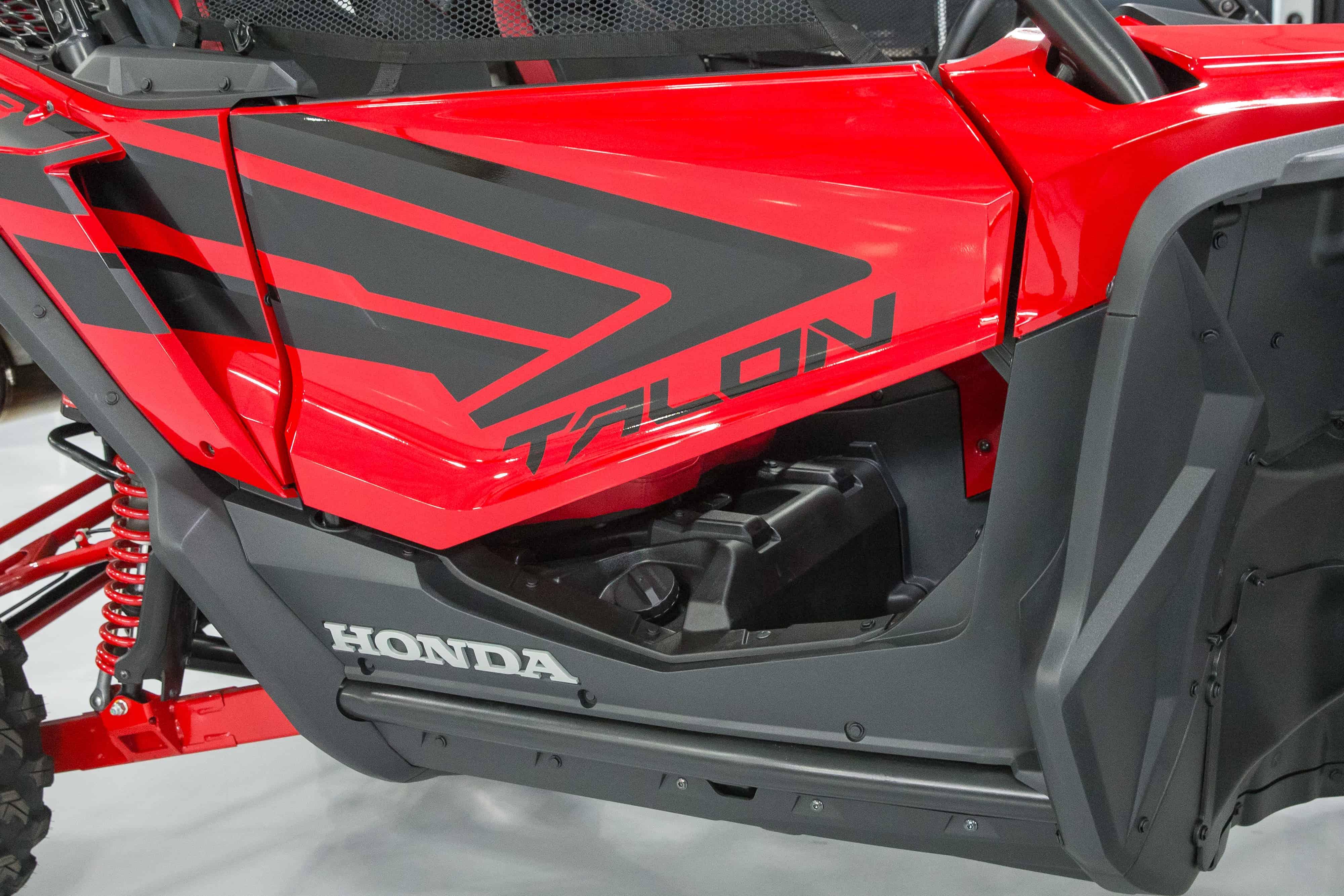 Honda Releases The All New Talon 1000r And 1000x Utv