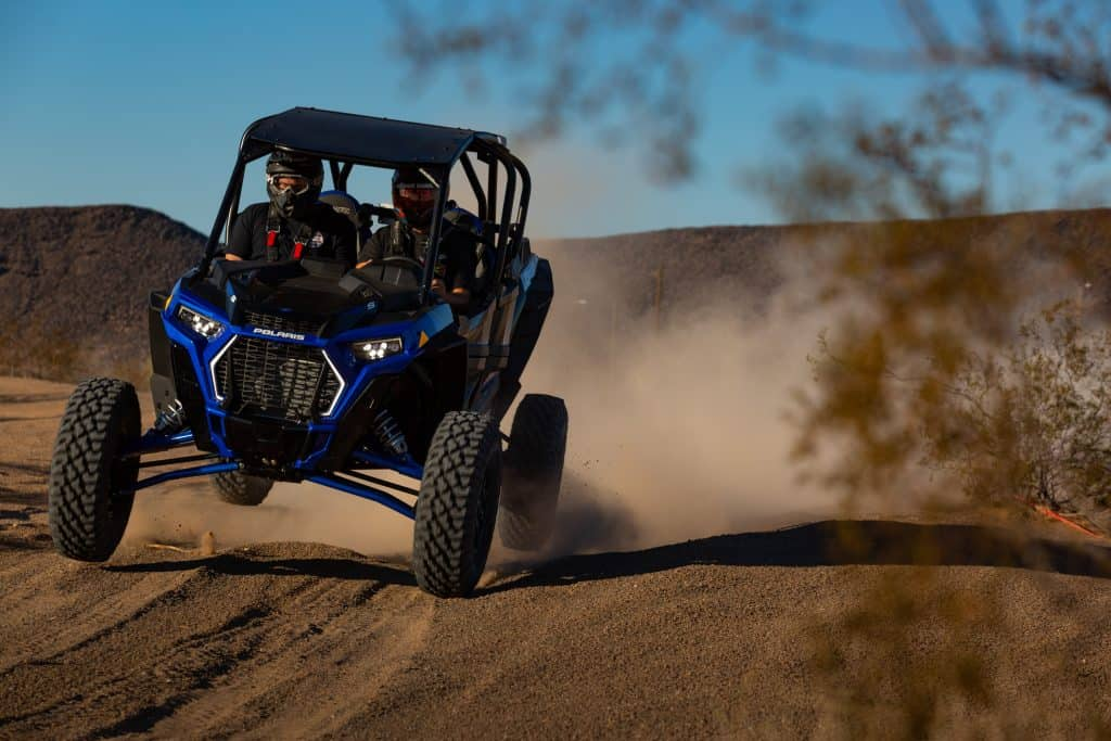 First Ride: Polaris RZR XP 4 Turbo S - UTV Sports Magazine