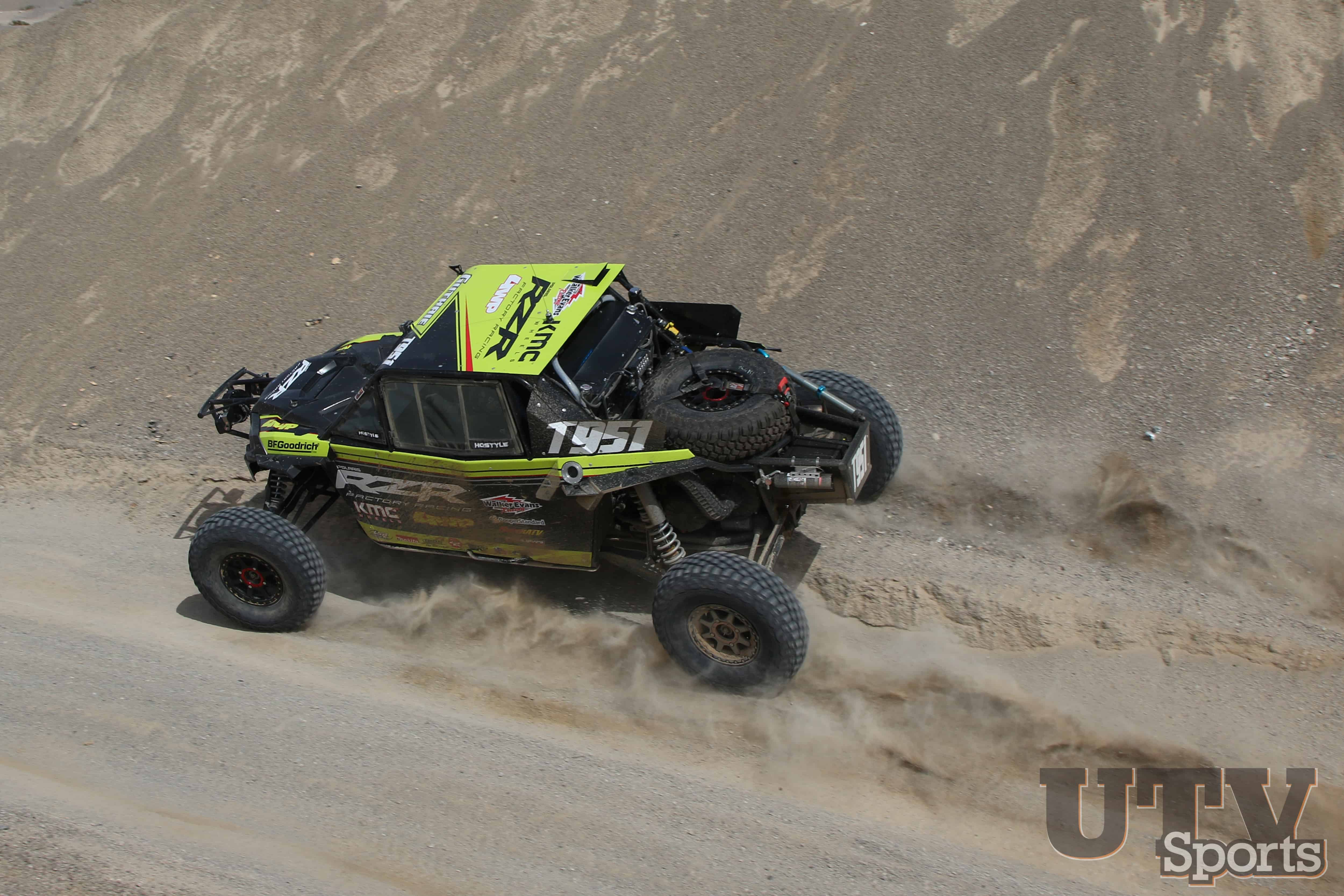Racers Roll The Dice At Mint 400 - UTV Sports Magazine