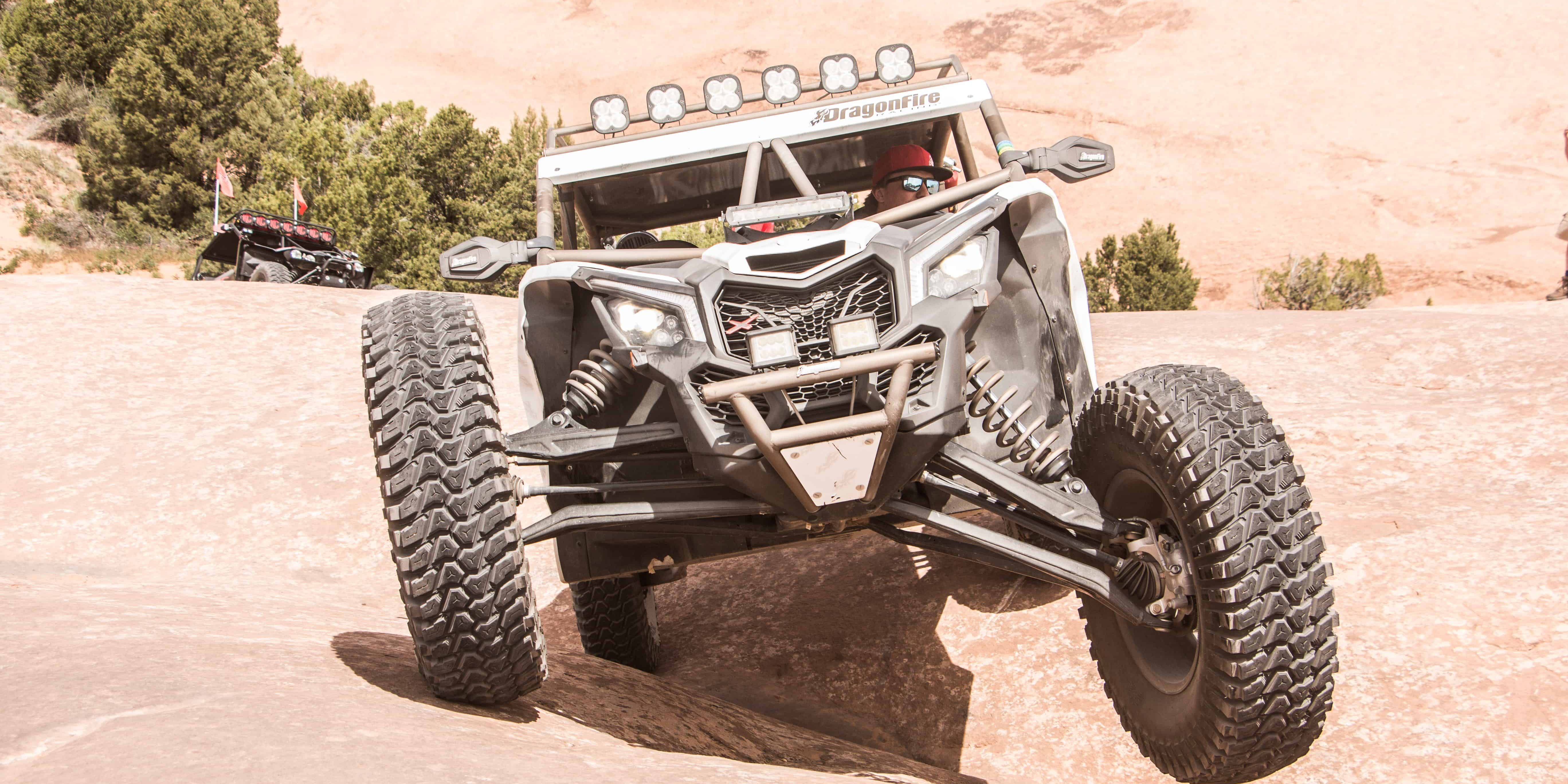 Rock Crawling Mods for Your UTV - UTV Sports Magazine