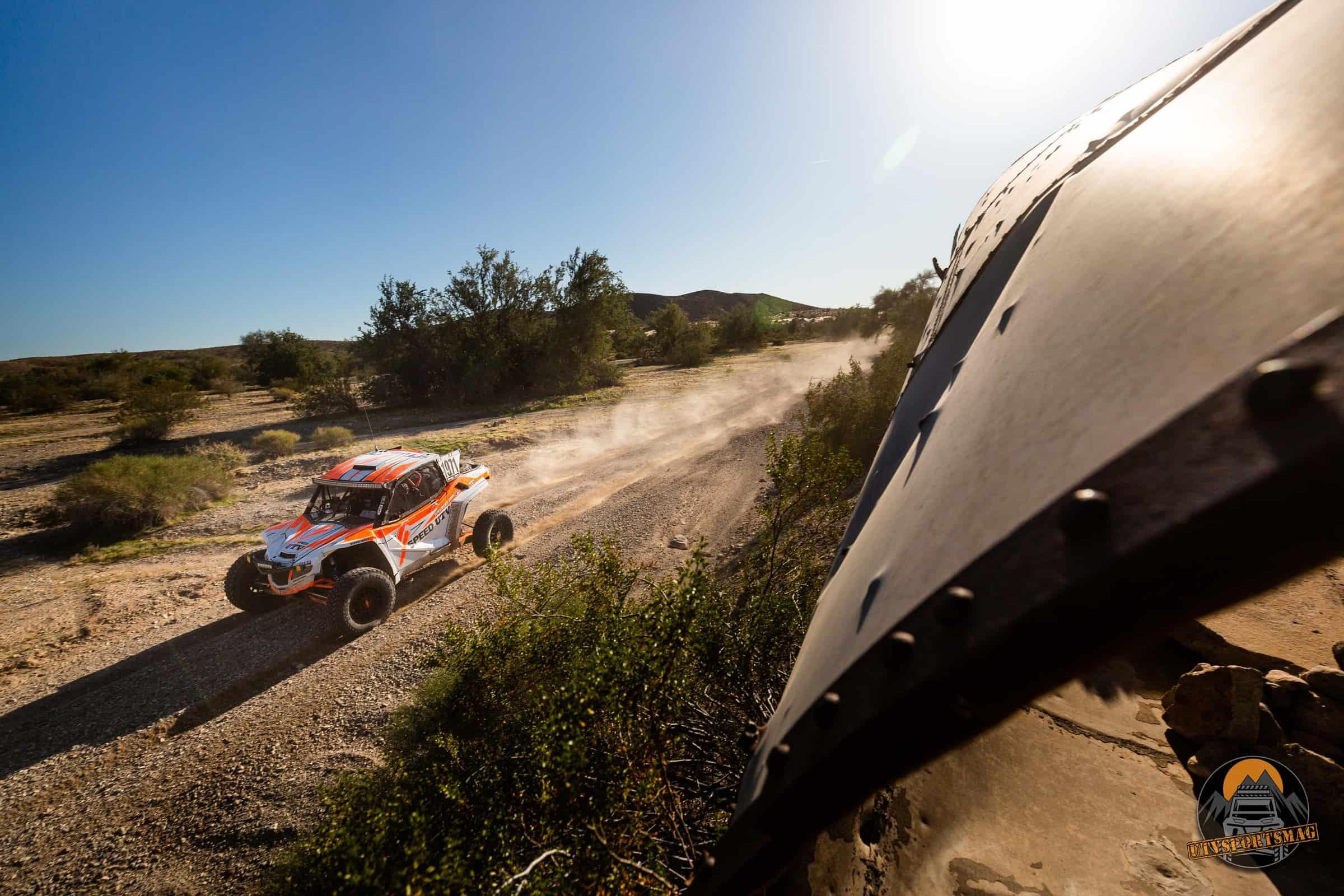 Robby Gordon Max Gordon Speed SXS