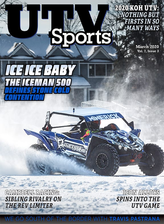 UTV Sports Magazine March 2020