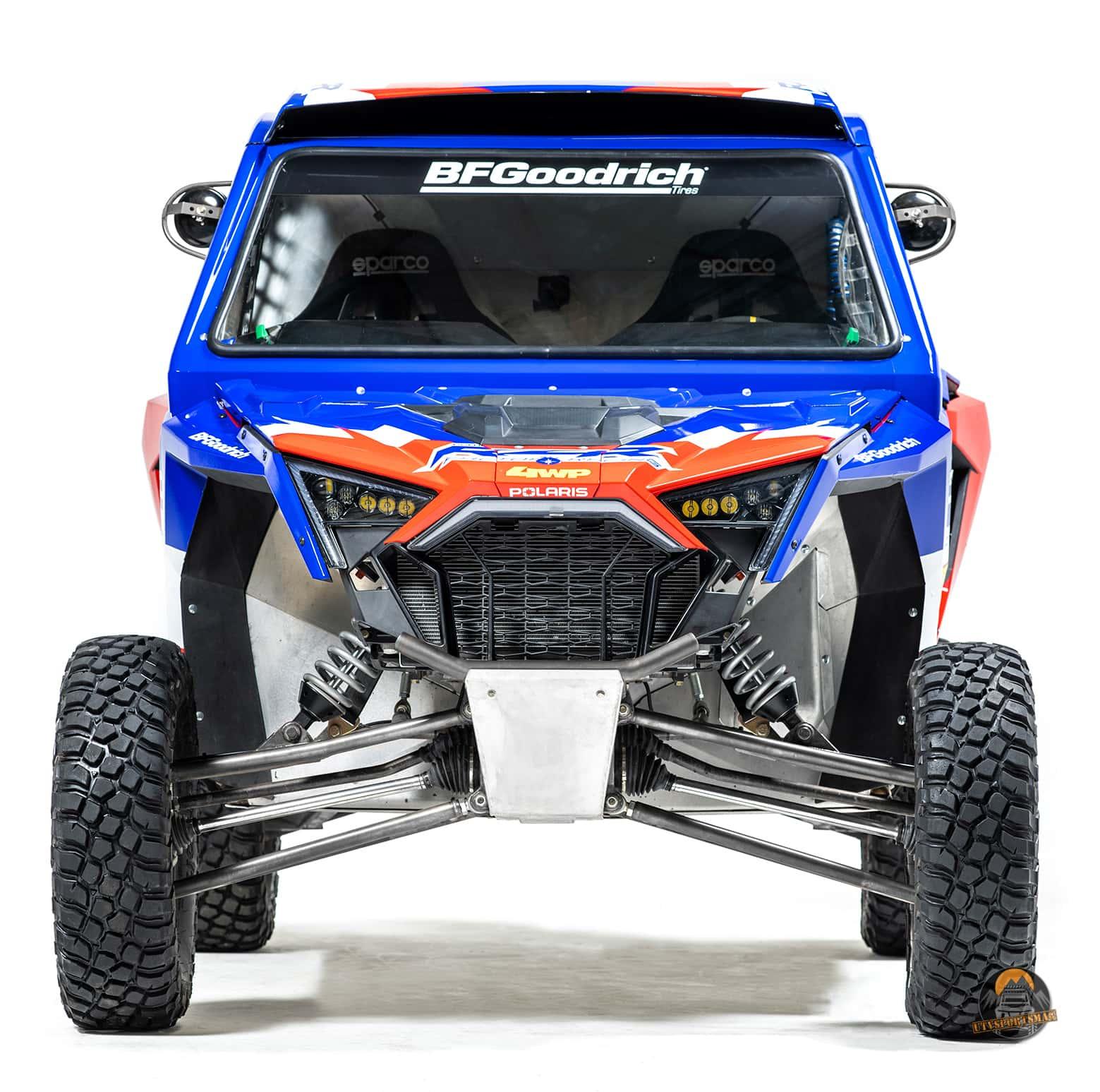 Polaris Dakar Vehicle Reveal