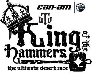 King Of Hammers Race Logo - the ultimate desert race