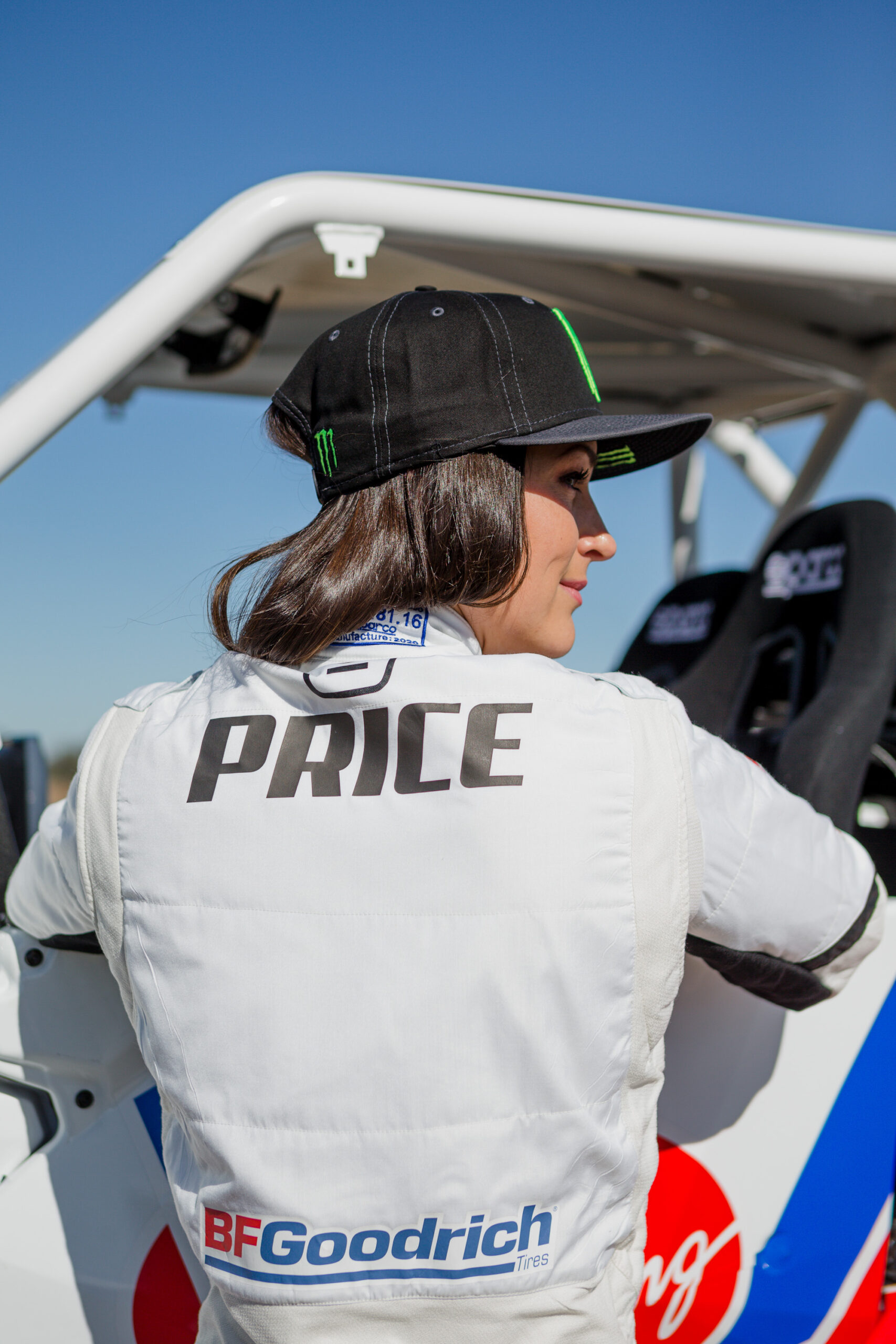 Sara Price King Of The Hammers