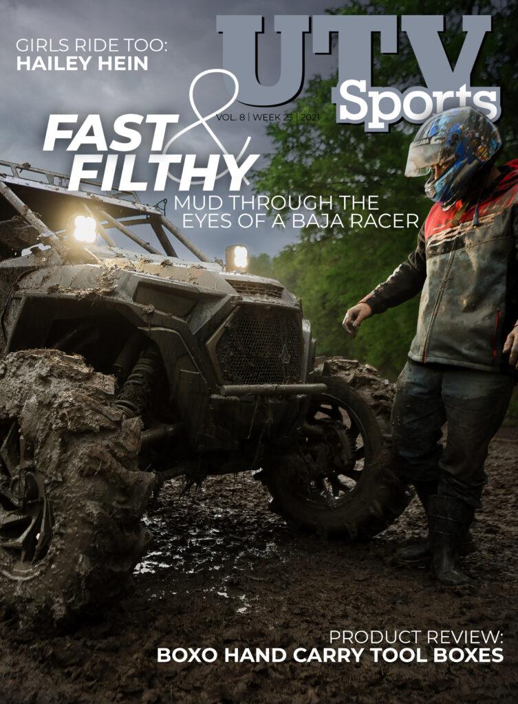 UTV Sports Fast & Filthy Mud Nationals Week 23